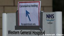 NHS UK - Coronavirus