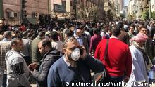 Ägypten Kairo Coronavirus