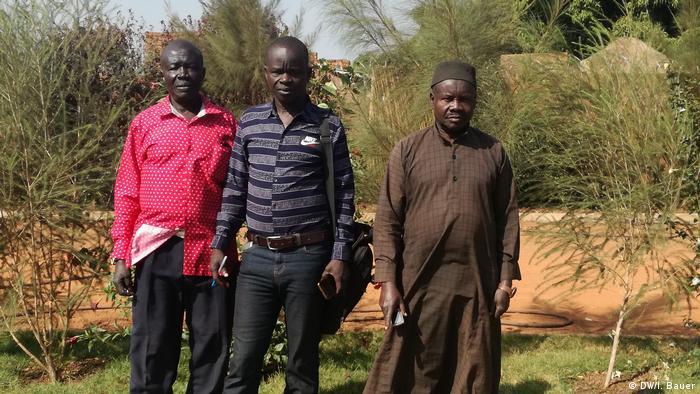 Former UNRF II rebels