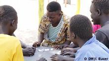 Uganda Reportage UNRF II Rebellen