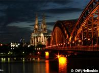 Самый знаменитый мост Германии
