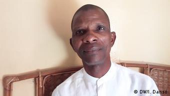 Mamadu Iero Jamanca, Präsident der Gesellschaft für Importe und Exporte aus Guinea-Bissau