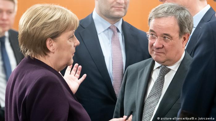 Deutschland | Ministerpräsidentenkonferenz trifft Bundesregierung
