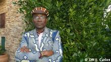 Der angolanische Journalist William Tonet ist der Leiter der Zeitung Folha 8 in Luanda. Das Bild wurde in Lissabon gemacht. Datum: 12.03.2020. Ort: Lissabon, Portugal.