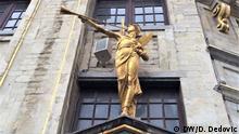 Belgien Brüssel Fassade