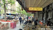 Belgien Brüssel Cafe Metropole