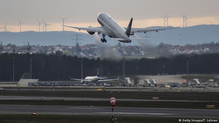 Deutschland Frankfurt Coronavirus | Einreiseverbot USA (Getty Images/T. Lohnes)