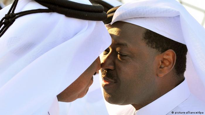Opferfest in Katar