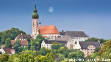 Андексское аббатство в Баварии