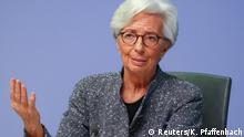 Deutschland Corona | EZB-Präsidentin Christine Lagarde