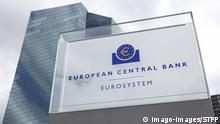 The European Central Bank building in Frankfurt am Main, Germany. (Imago-Images/STPP)