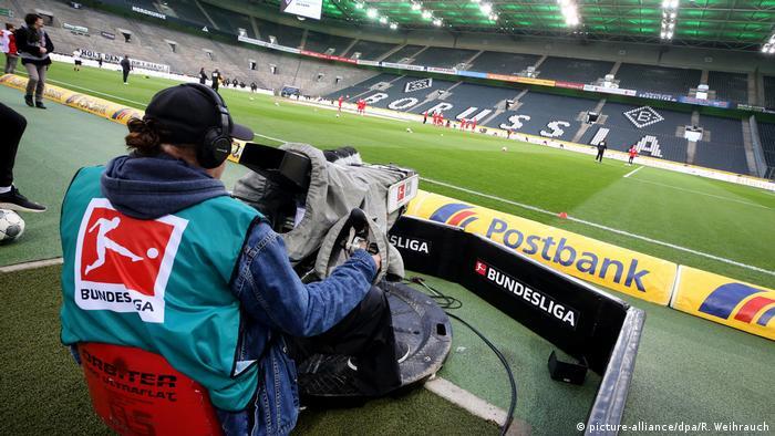 Fußball Übertragung