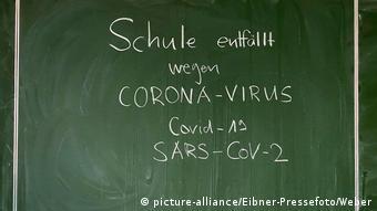 Deutshland Coronavirus Schulschließungen