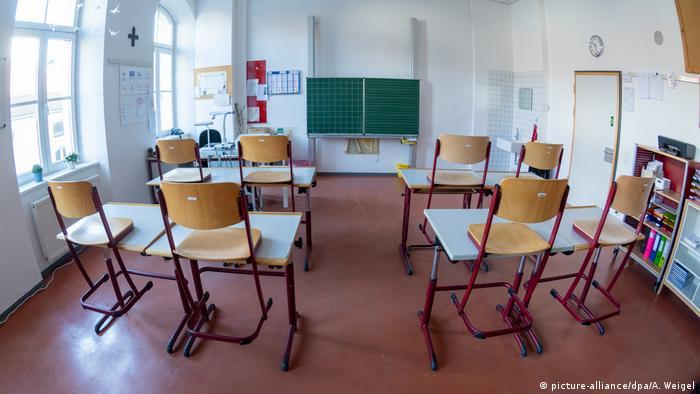 Deutshland Coronavirus Schulschließungen (picture-alliance/dpa/A. Weigel)