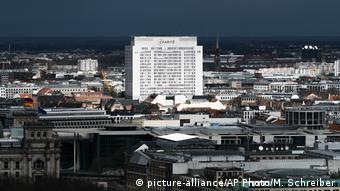 Deutschland Corona | Krankenhaus Charite