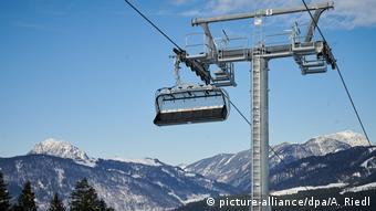Відомий своїми гірськолижними курортами австрійський Тіроль тепер також у зоні ризику через коронавірус