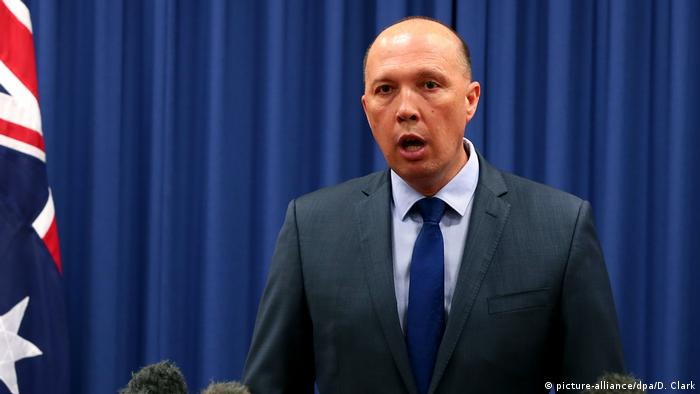 Australien Peter Dutton