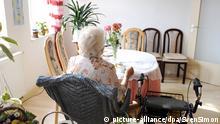 Deutschland | Bayern beschliesst Besuchsverbot in Altenheimen