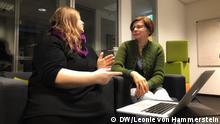 Deutschland Coronavirus Informationsvermittlung für Gehörlose