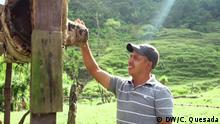 DW Sendung Economia Creativa Honduras