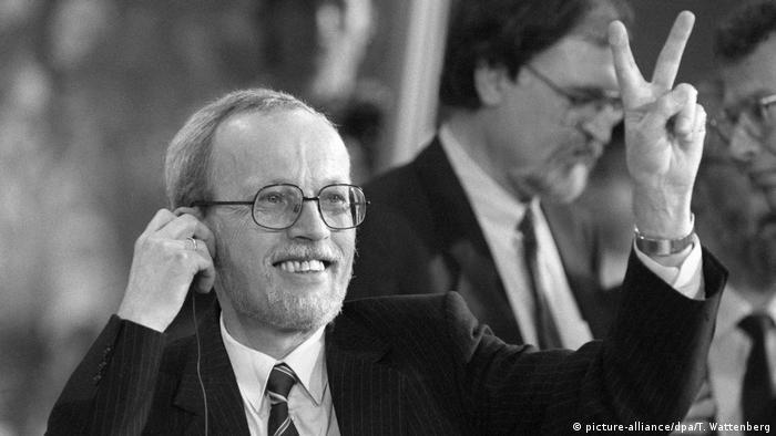 Wahlen zur DDR-Volkskammer 1990 - Lothar de Maiziere