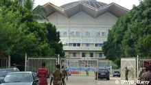 Guinea Palast der Nation in Conakry