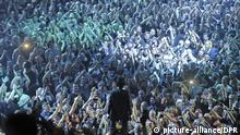 30 September 2017. Nick Cave of 'Nick Cave & The Bad Seeds' performing at O2 Arena in London. #10138  