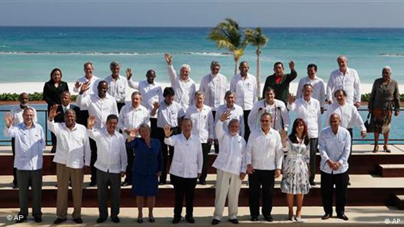 The Rio Group at Playa del Carmen, Mexico