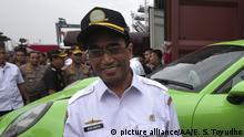 Indonesien Verkehrsminister Budi Karya Sumadi