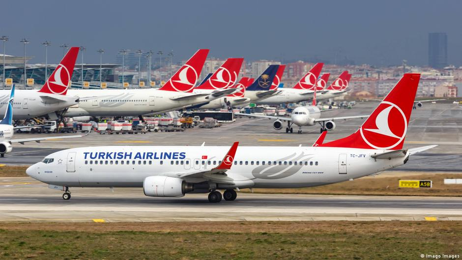 Flughafen Türkei Istanbul