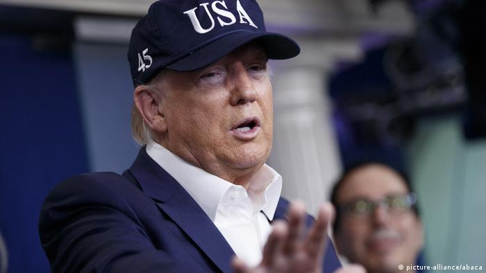 US-Präsident Donald Trump (picture-alliance/abaca)