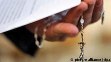 Rosenkranz Priester Missbrauchsfälle