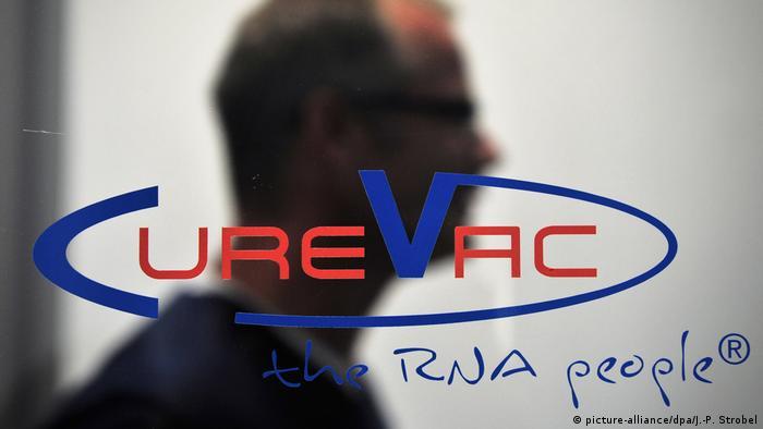 Deutschland Biotech-Unternehmen CureVac (picture-alliance/dpa/J.-P. Strobel)
