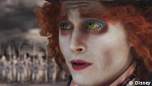 Szene aus Alice in Wonderland 2010