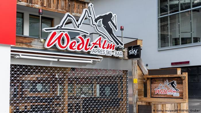 Ovaj bar u Išglu bio je prvi zatvoren