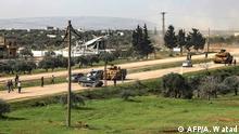 Syrien Russland und Türkei beginnen Patrouillen in Idlib | Protest