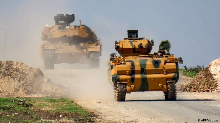 Россия и Турция начинают патрулирование в Сирии, фото из архива
