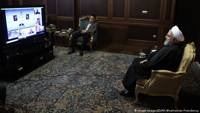 Iran Präsident Rohani: Keine Ausgangssperre im Land wegen der Corona-Krise