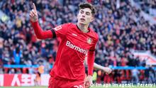 Havertz Kai Team Bayer 04 Leverkusen