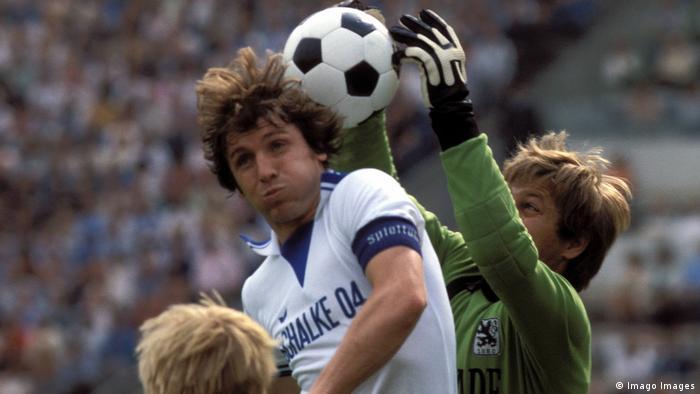 Rekordspieler der Bundesliga Bildergalerie Klaus Fischer (Imago Images)