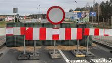 Grenzschliessung Polen Deutschland