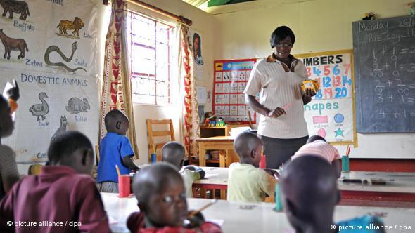 Afrika Unterricht