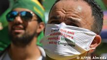 Brasilien Protest