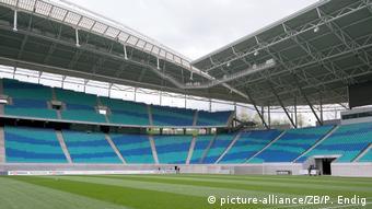 Το γήπεδο Red Bull Arena στη Λειψία σήμερα