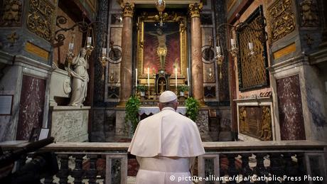 Συμβουλές του Πάπα και δις για κρατικοποιήσεις στην Ιταλία