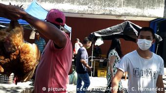 Venezuela | Coronavirus (picture-alliance/dpa/ZUMAPRESS/J. C. Hernandez)