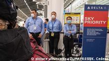 Honduras | Coronavirus | San Pedro Sula Airport
