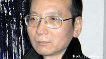 Liu Xiaobo is a co-initiator of the Charter '08
