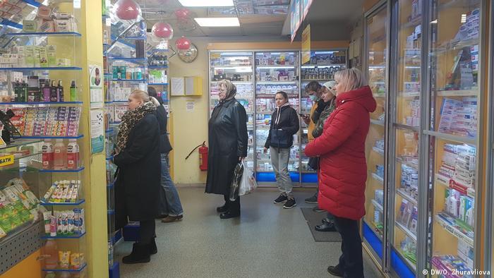 Дефіциту товарів у Києві поки що немає