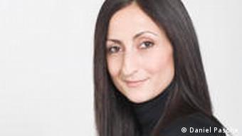Carla Porträt
